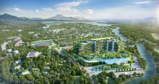 FOREST IN THE SKY – FLAMINGO ĐẠI LẢI