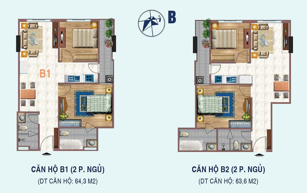 căn hộ b1,b2 chung cư liễu giai tower