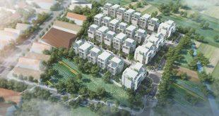 Khu dân cư An Vượng- Chủ đầu tư khẩn trương triển khai công tác hạ tầng